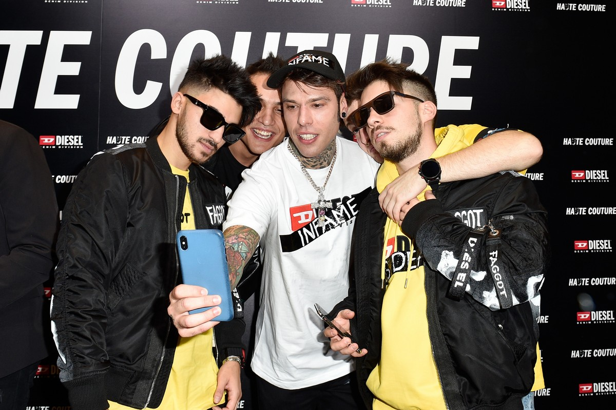 Diesel Hate Couture Fedez