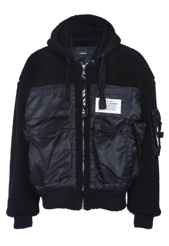 Diesel cappotti autunno inverno 2018 2019