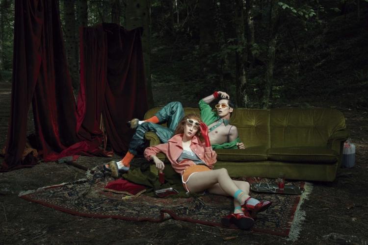 Etnia Barcelona occhiali Vampire Series: la nuova capsule in limited edition