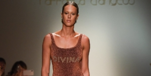 Federica Pellegrini Raffaela D'Angelo primavera estate 2019: la sfilata beachwear