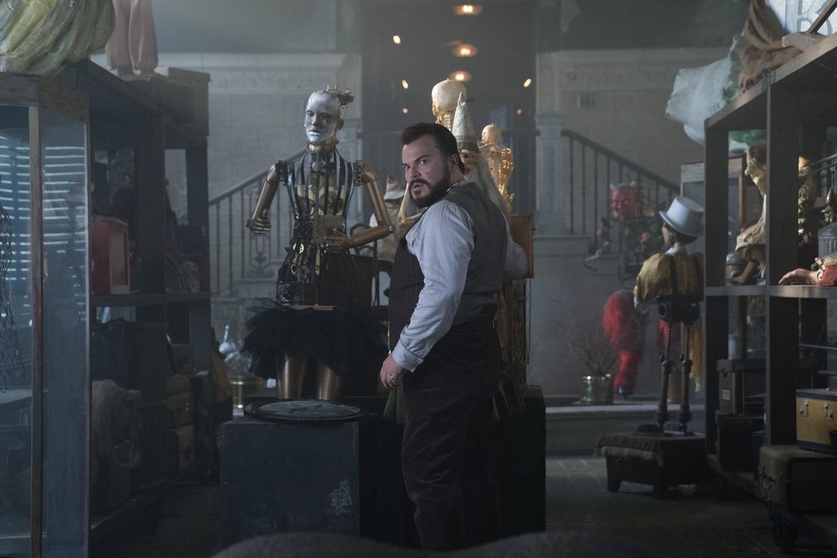 Il Mistero della Casa del Tempo film 2018