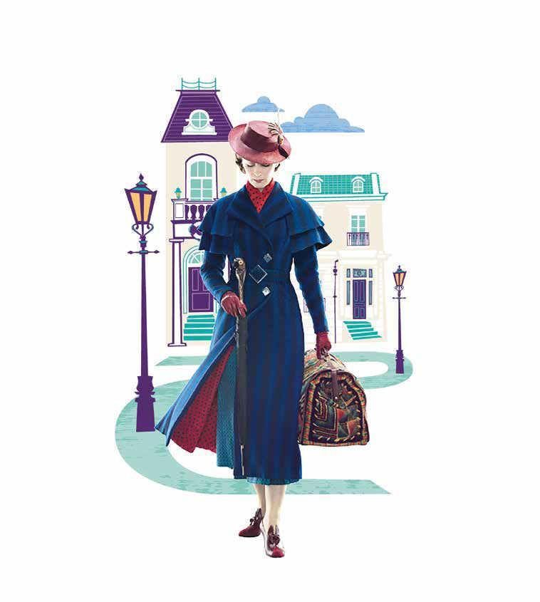 Il Ritorno di Mary Poppins L'Oréal Paris