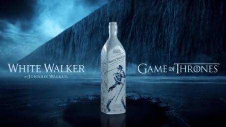 Johnnie Walker Game of Thrones Whisky 2019: una collezione ispirata ai White Walkers