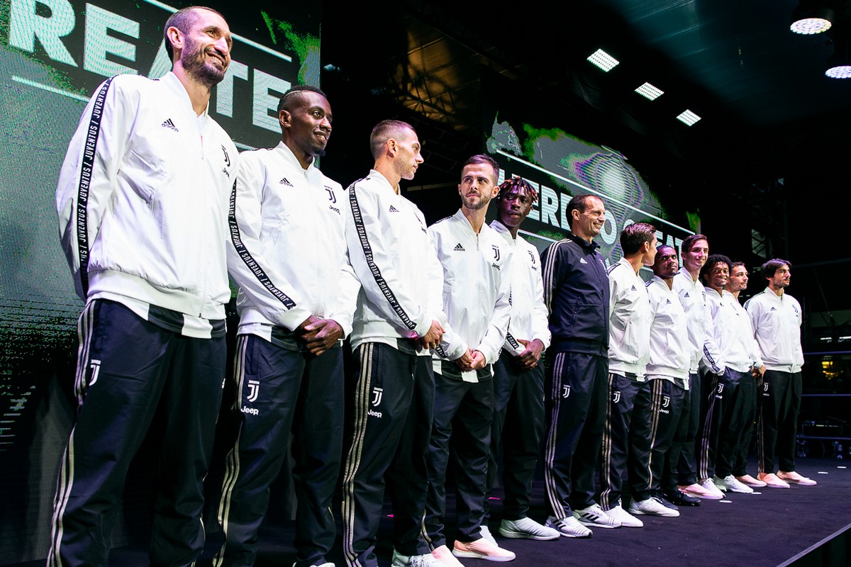 Juventus adidas Milano Here to Create