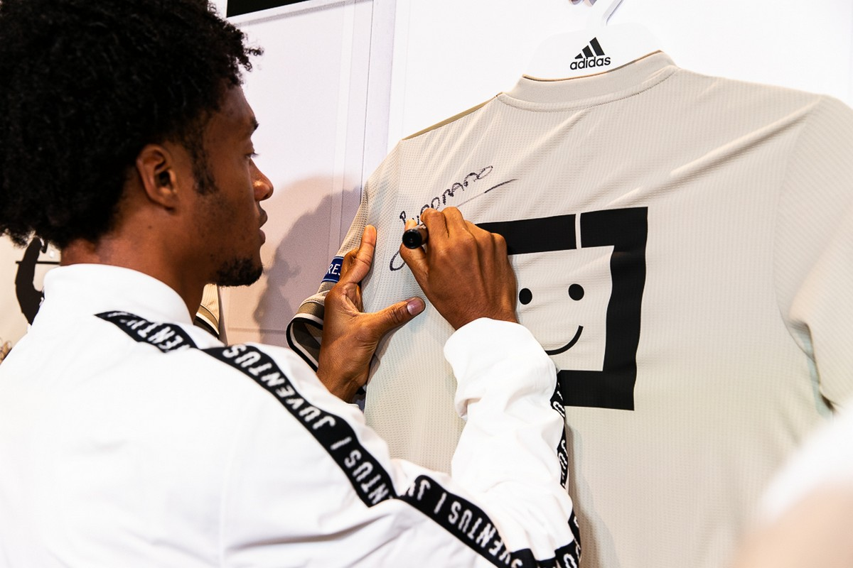 Juventus adidas Milano Here to Create