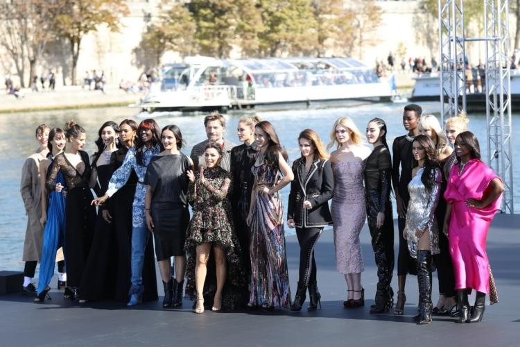 L'Oréal Paris Le Défilé 2018: la sfilata evento con Bianca Balti, Doutzen Kroes ed Eva Longoria