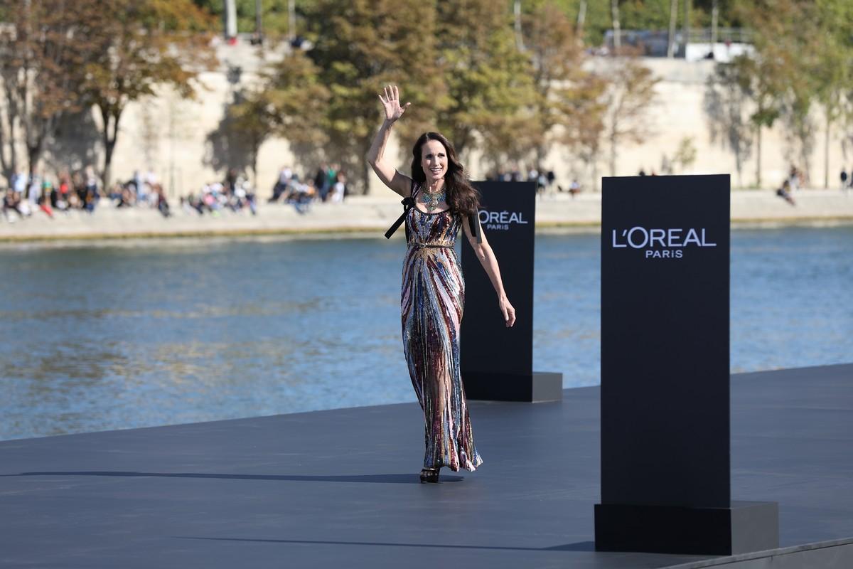 L'Oréal Paris Le Défilé 2018