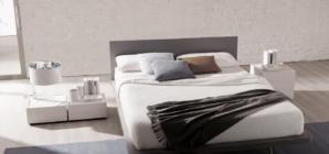Letti matrimoniali Modus by Dielle 2018: tutte le soluzioni per la camera da letto