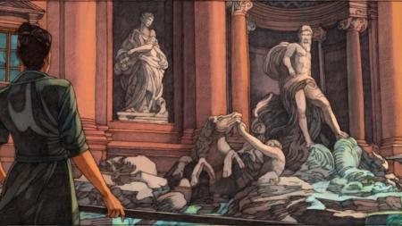Louis Vuitton Travel Book: Rome by Miles Hyman, la mostra omaggio alla Capitale