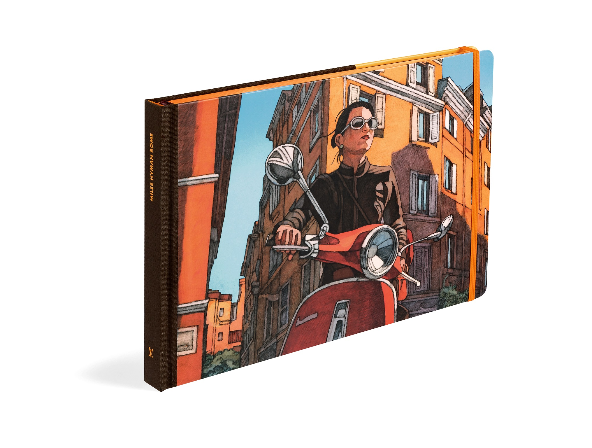 Louis Vuitton Travel Book
