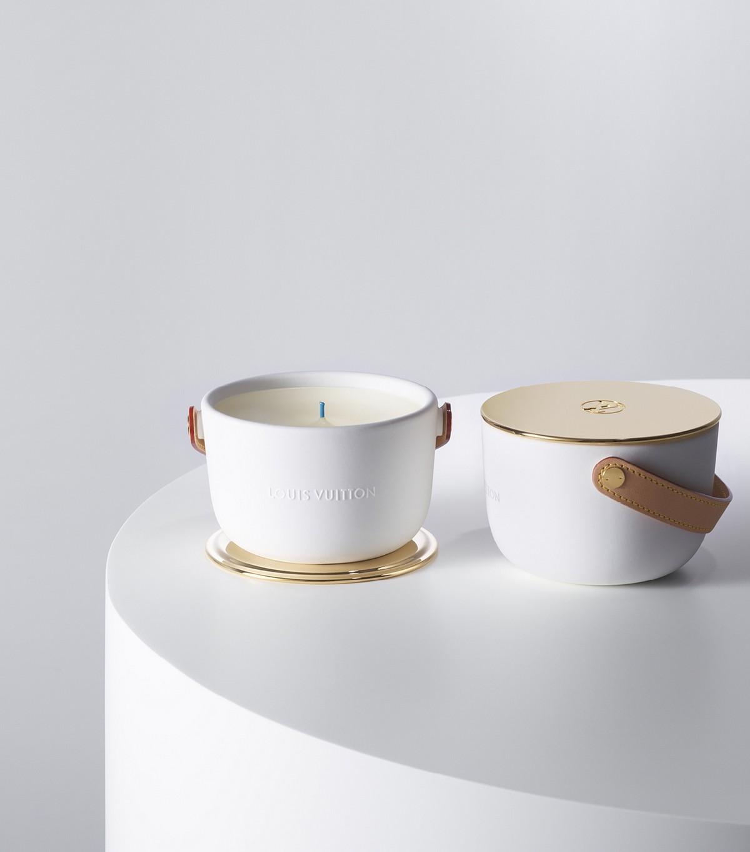Louis Vuitton collezione candele profumate