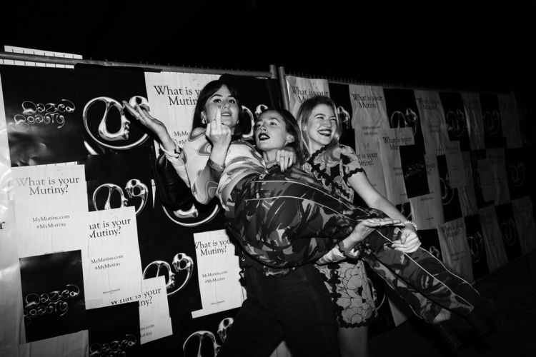 Maison Margiela profumo Mutiny: il party a Parigi