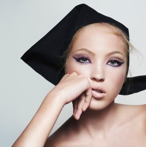 Marc Jacobs Beauty Lila Moss: la nuova testimonial, la nuova campagna primavera 2019