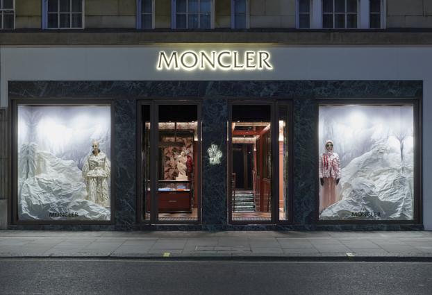 Moncler Londra Sloane Street