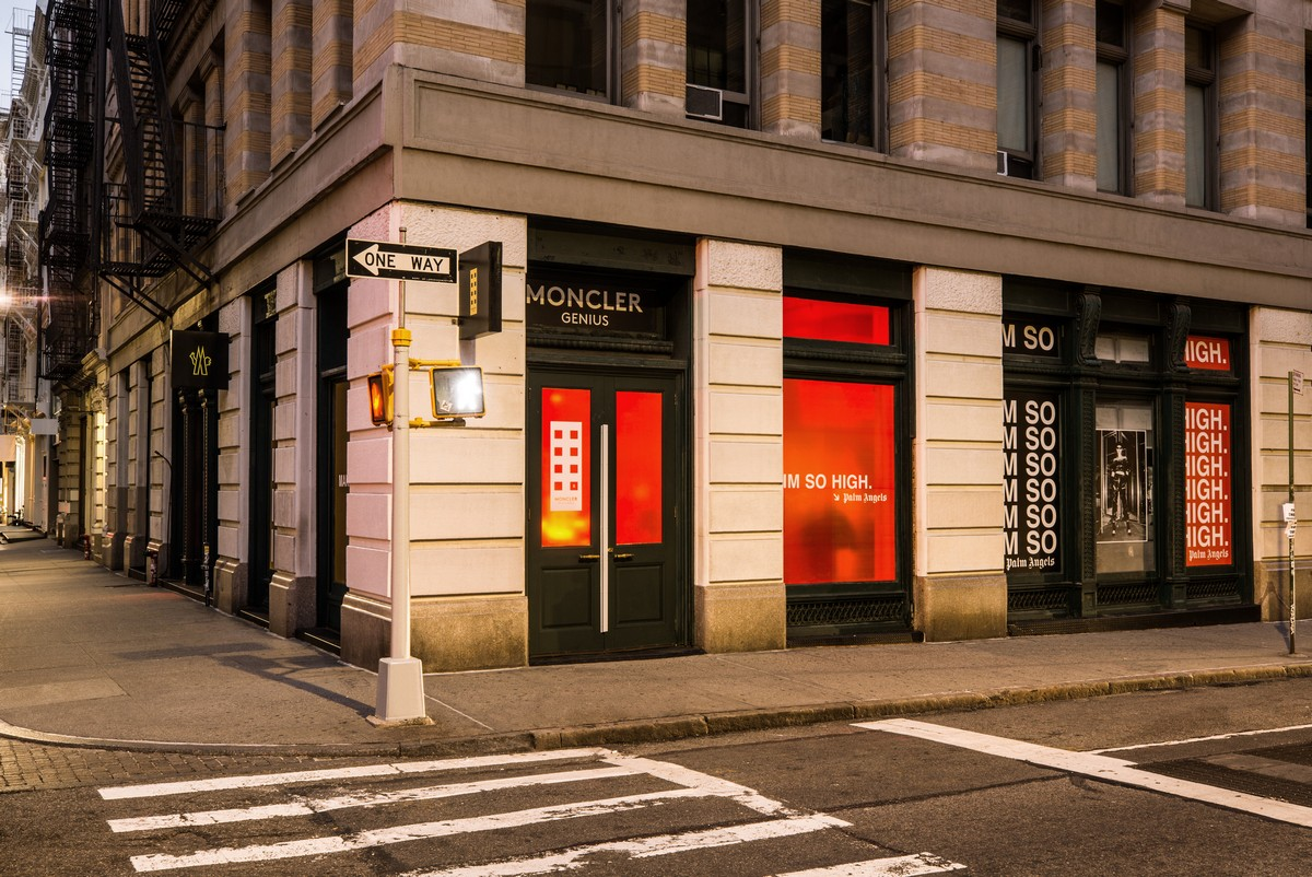 Moncler The House of Genius New York e Tokyo