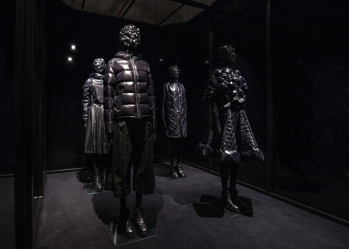Moncler The House of Genius New York e Tokyo
