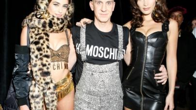 Moschino [TV] H&M sfilata New York: in passerella Gigi Hadid e Naomi Campbell