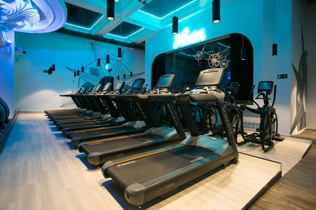 Myst Gym Club Puerta del Sol