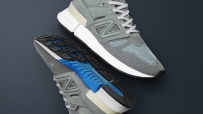 New Balance sneakers MSRC1: la limited edition in collaborazione con Tokyo Design Studio