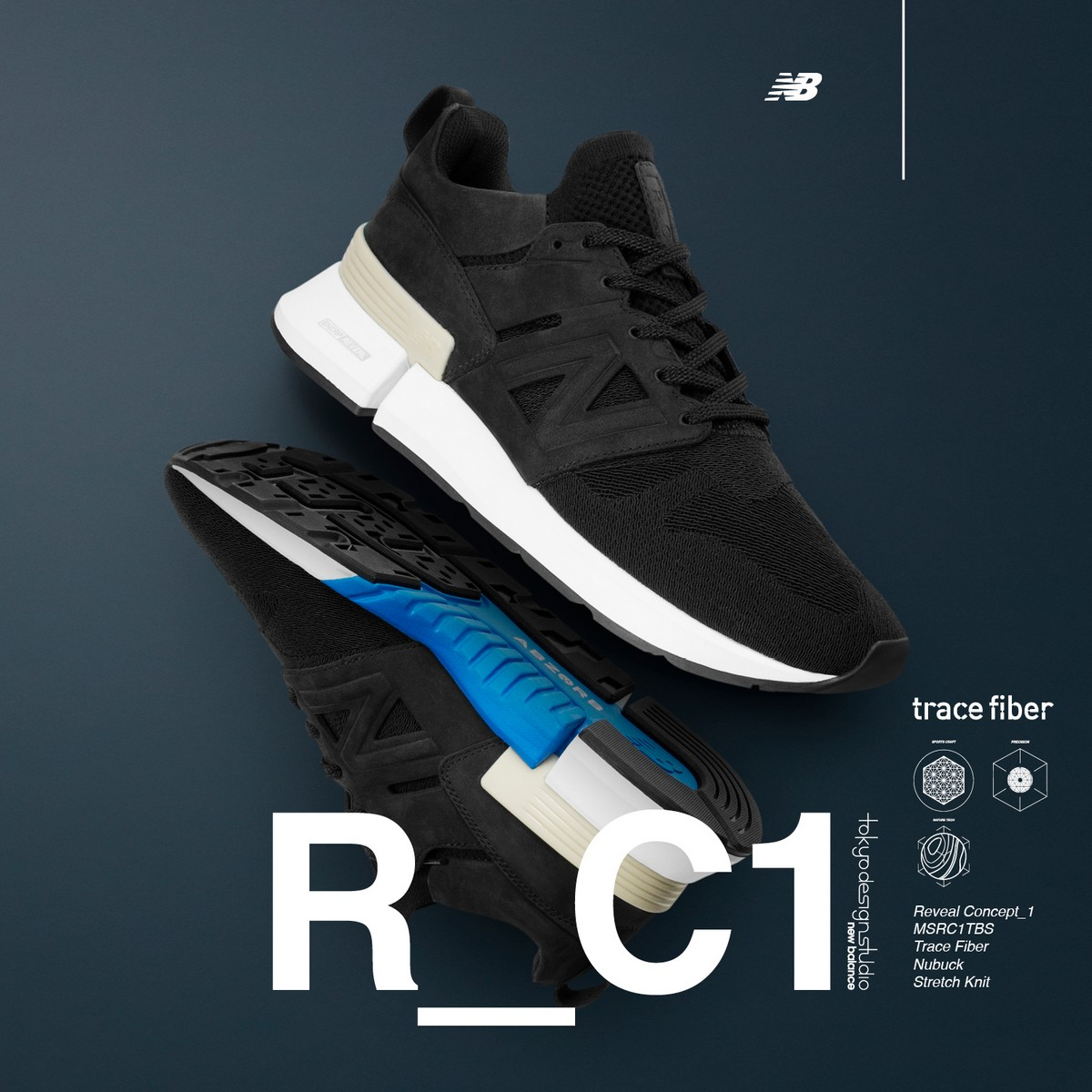 New Balance sneakers MSRC1