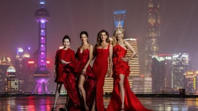 Omega Constellation Manhattan 2018: Cindy Crawford, Nicole Kidman, Alessandra Ambrosio e Liu Shishi a Shanghai