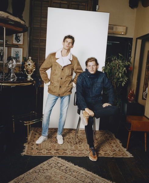 Pepe Jeans London campagna autunno inverno 2018 2019