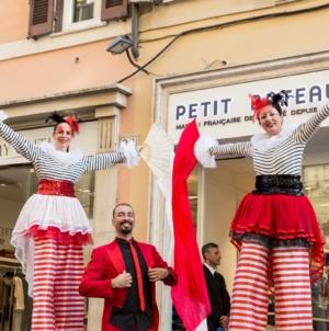 Petit Bateau Roma via Frattina: il nuovo store plug and play