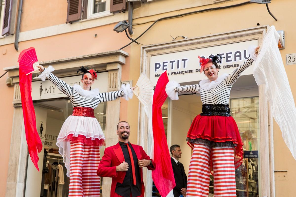 Petit Bateau Roma via Frattina