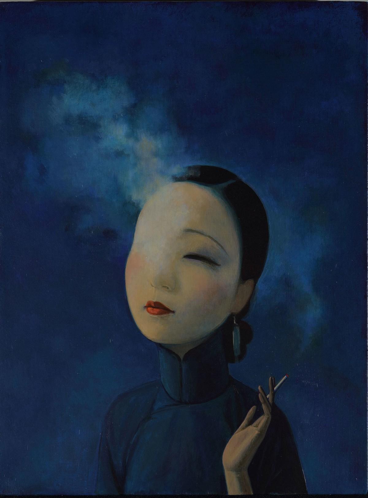 Prada Rong Zhai mostra Storytelling Shanghai