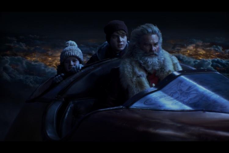 Qualcuno salvi il Natale film Netflix 2018: Kurt Russell è Babbo Natale, il trailer