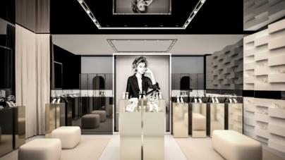 René Caovilla boutique Las Vegas: il nuovo store