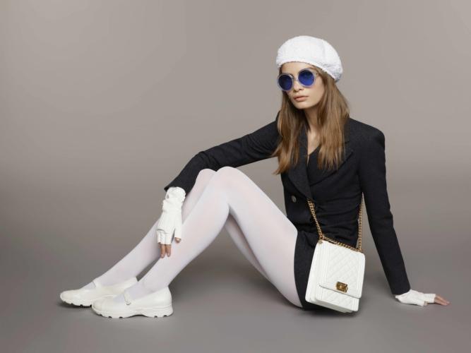 Scarpe Mary Jane Chanel: il nuovo modello per la Cruise 2018 2019