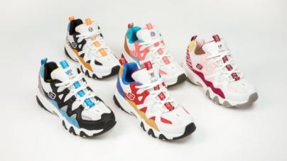 Skechers sneakers D'Lites One Piece: la collezione dedicata alla serie Toei Animation