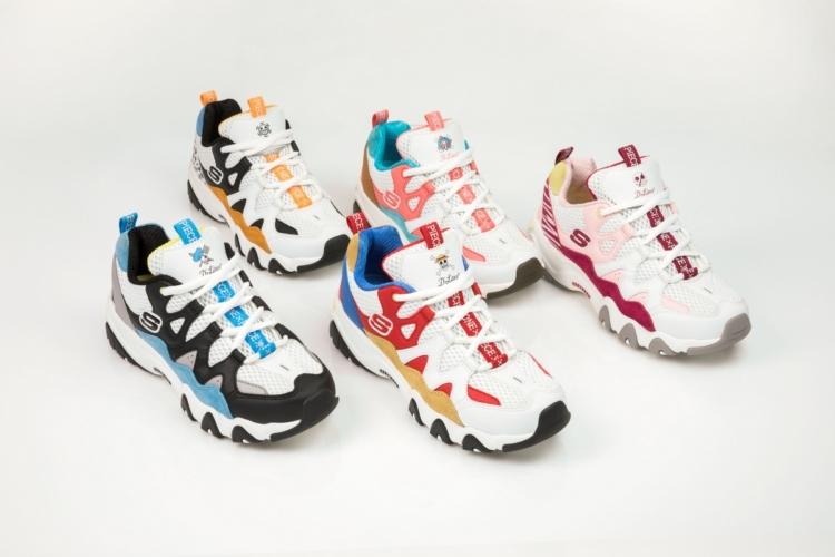 Skechers sneakers D'Lites One Piece