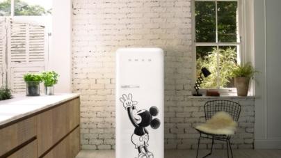 Smeg frigo Topolino 2018: un'edizione di frigoriferi Fab con Disney