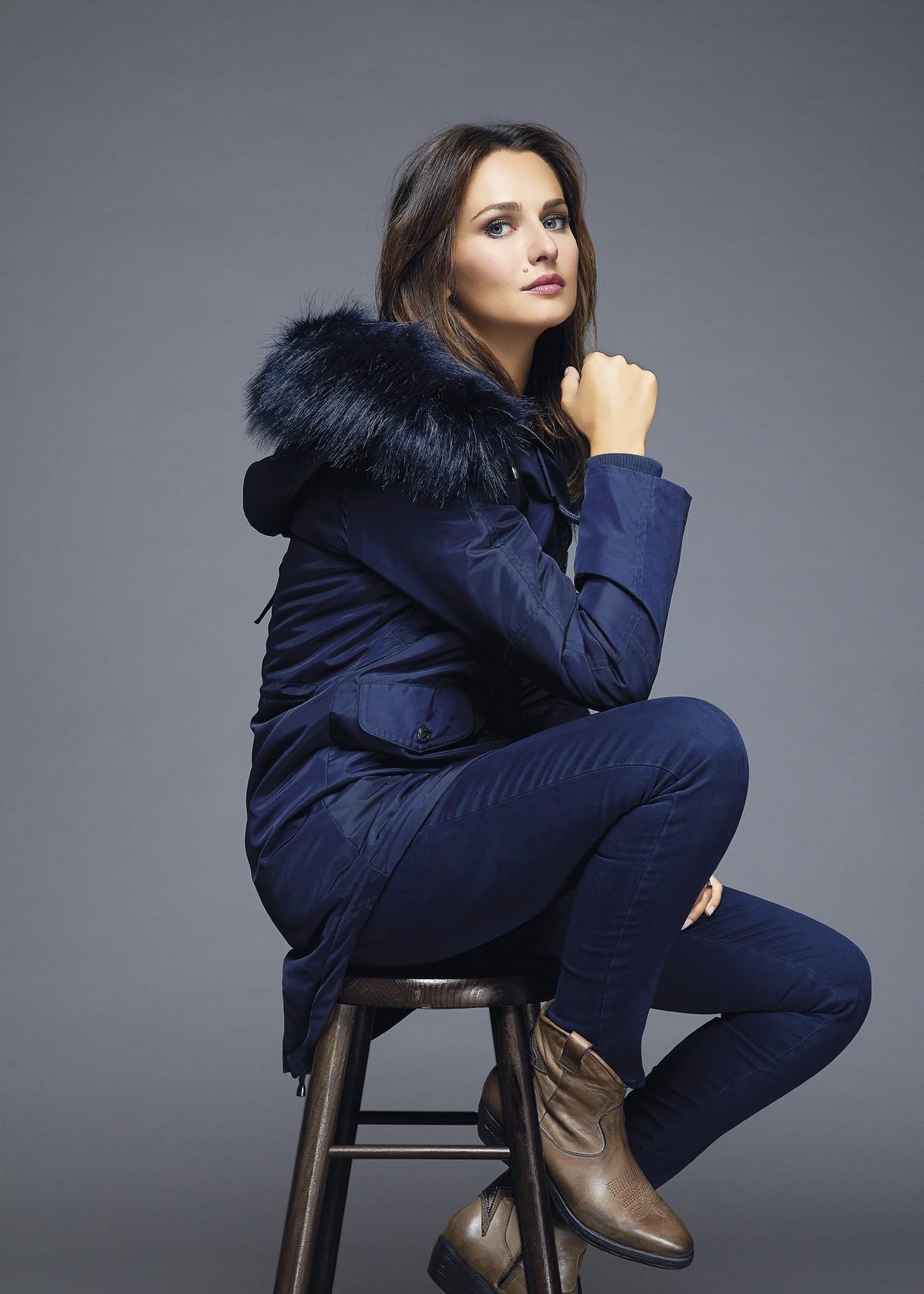 Talco Anna Safroncik campagna autunno inverno 2018 2019