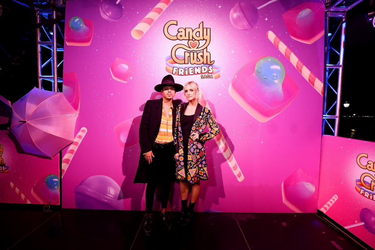 Vanessa Hudgens Candy Crush Friends Saga New York