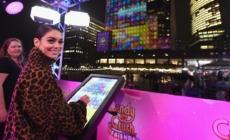 Vanessa Hudgens Candy Crush Friends Saga New York: lo spettacolare evento di lancio