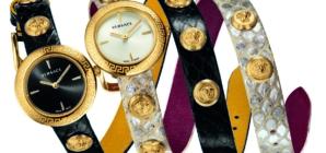 Versace orologi autunno inverno 2018 2019: i nuovi Medusa Stud Icon