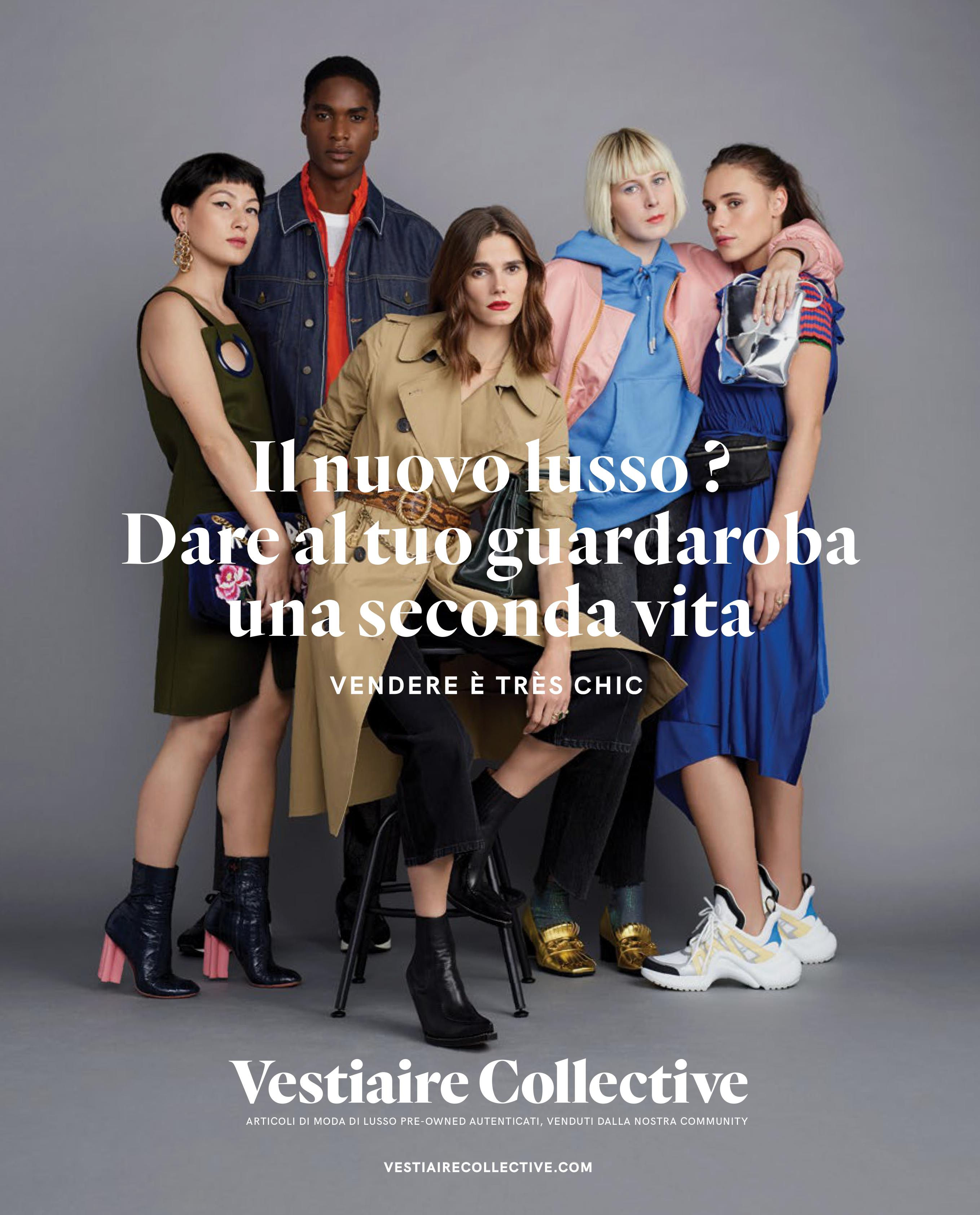 Vestiaire Collective shopping online