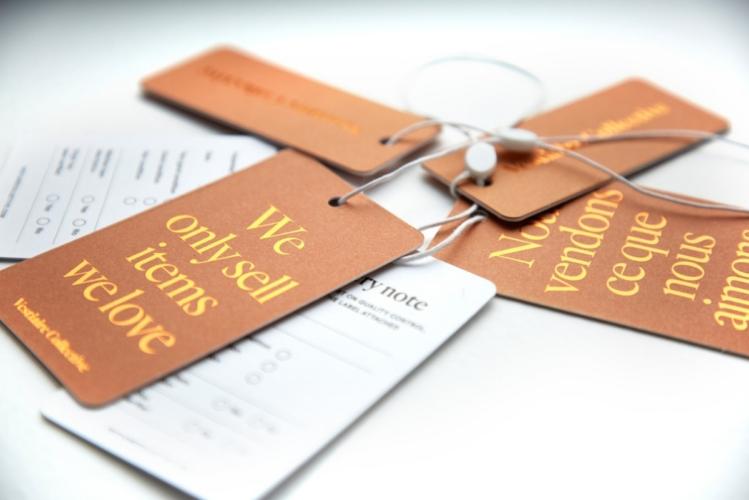 Vestiaire Collective shopping online: la nuova campagna, il logo e funzioni user-friendly
