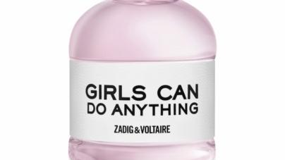 Zadig&Voltaire Girl can do anything profumo: la nuova fragranza gioiosa e vibrante