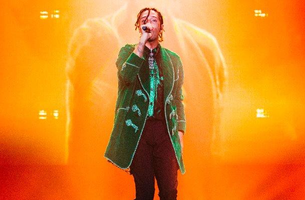 Ghali tour autunno 2018: il rapper veste Gucci