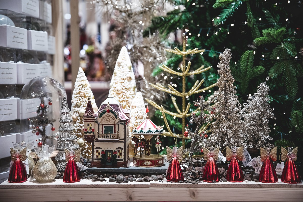 Addobbi natalizi 2018 La Rinascente