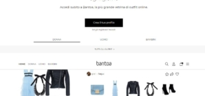 Bantoa social shopping online: la digital experience a misura di utente