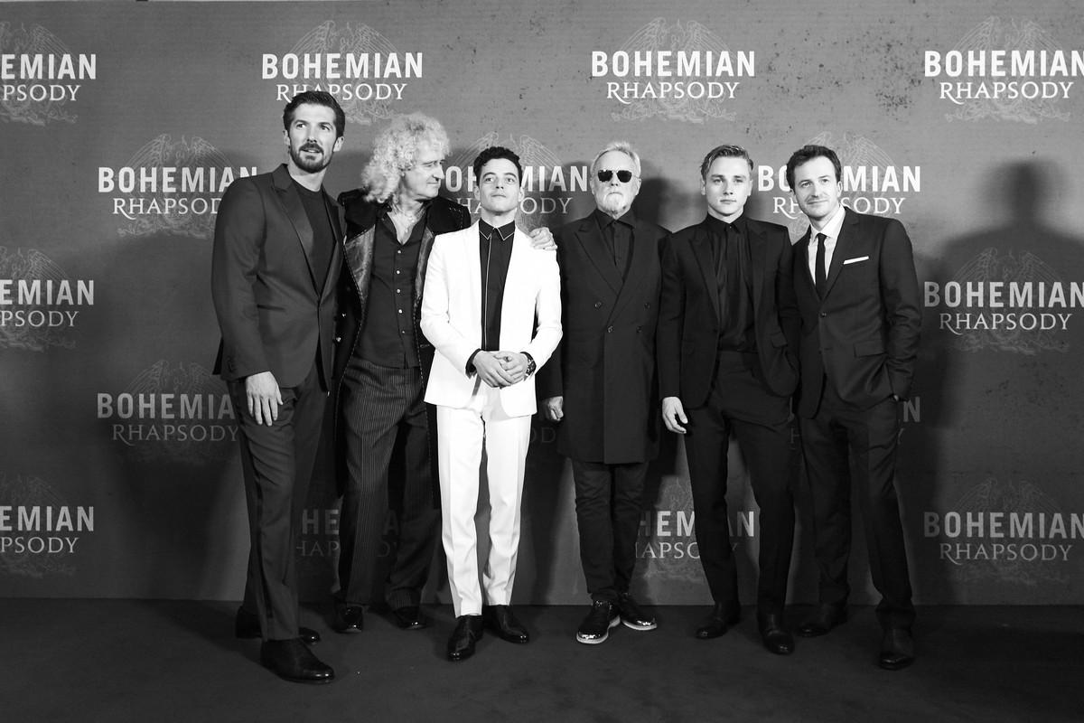Bohemian Rhapsody film 2018