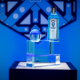 Bombay Sapphire Canvas Bar Milano: l'opera The bottle in the rock firmata da Fabio Novembre