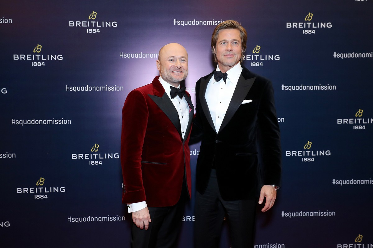 Breitling Pechino Gala Night 2018
