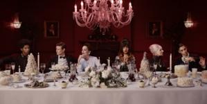 Burberry Natale Kristin Scott Thomas: l'esclusiva cena a Parigi con Juliette Binoche e Natalia Vodianova