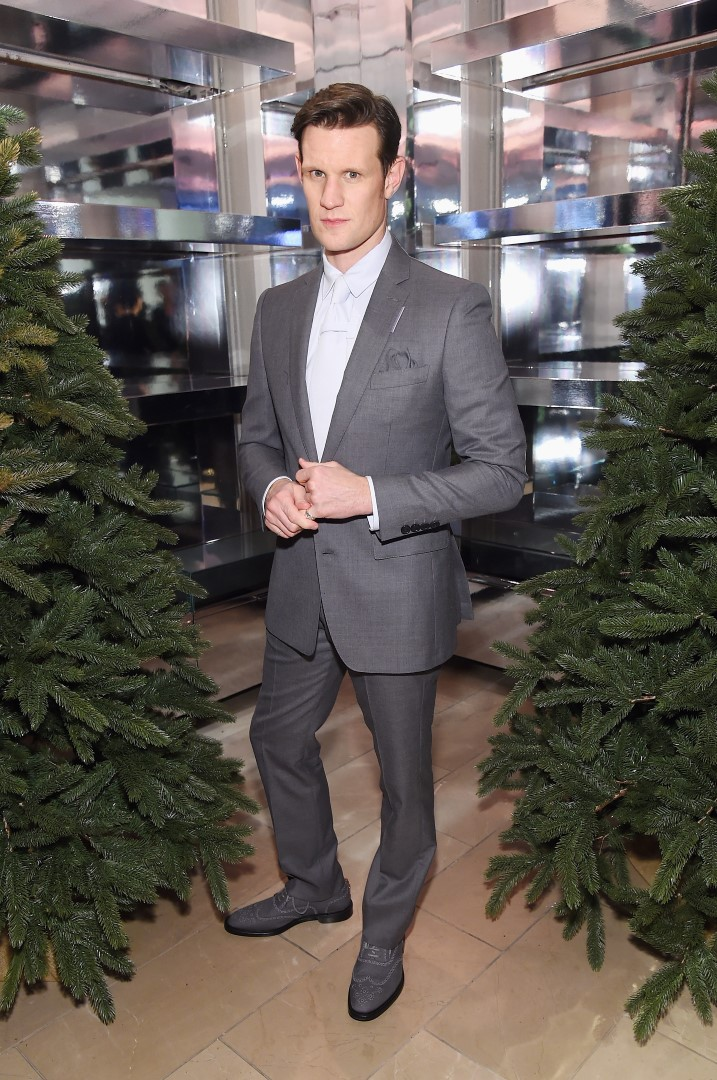 Burberry New York party Natale 2018